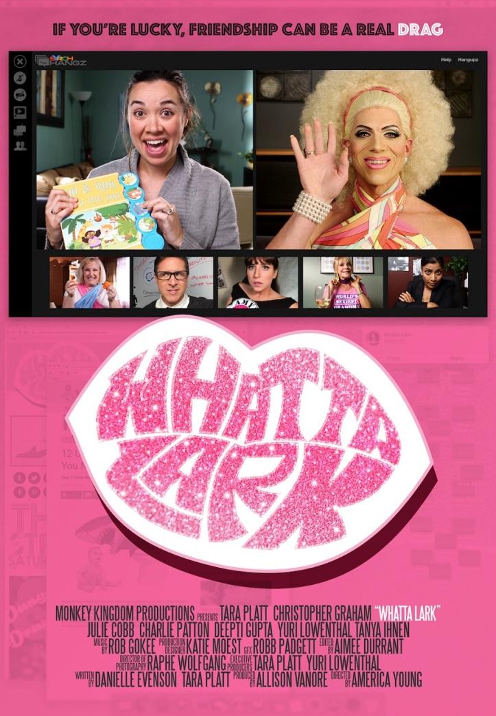 Whatta Lark - poster